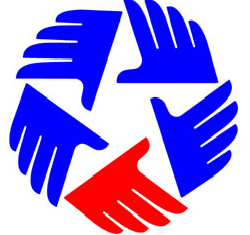 Credit Union hands logo